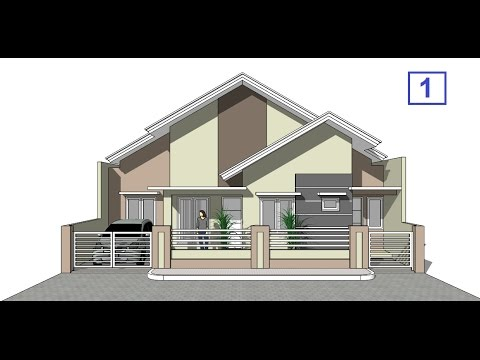 house design tutorial with google sketchup part 1 youtube