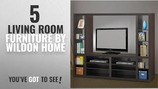 Top 10 Wildon Home Living Room Furniture [2018]: Entertainment Center