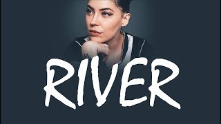 Download lagu Bishop Briggs - River  |  LYRIC VIDEO