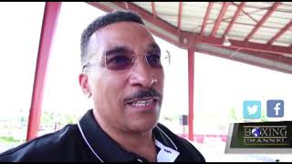 Legendary Referee Tony Weeks Talks about Corrales vs. Castillo I