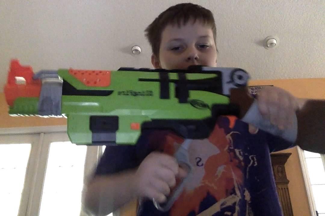 Nerf Gun Instructions Youtube