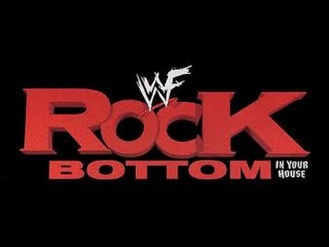 1998 was it great episode 25 wwf rock bottom review for House music 1998