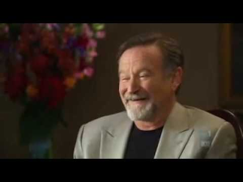 Robin Williams on addiction and comedy