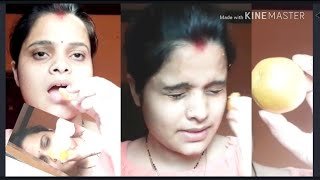 How to remove pimple overnight acne treatment at home