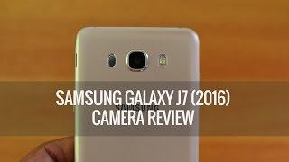 Samsung Galaxy J7 (2016) Camera Review