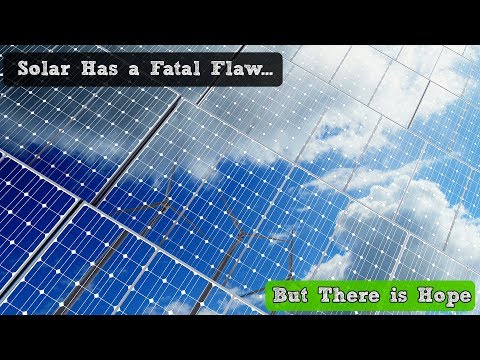 Solar Power Has an Achilles' Heel... But There's Hope!