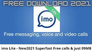 How To Download Imo Lite From Imo Original Website 2021 , Imo Lite Apk Free Download 2021 screenshot 2
