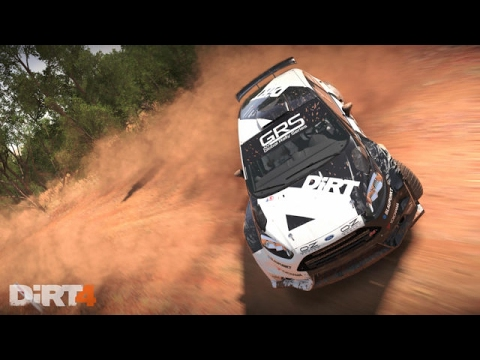 dirt 4 showtime ford fiesta rs wrc ps4 youtube. Black Bedroom Furniture Sets. Home Design Ideas