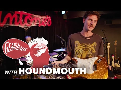 Houndmouth Keeps It Simple | Gearheads: Houndmouth