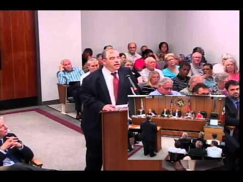 Burlington City Council Meeting 8-18-2015