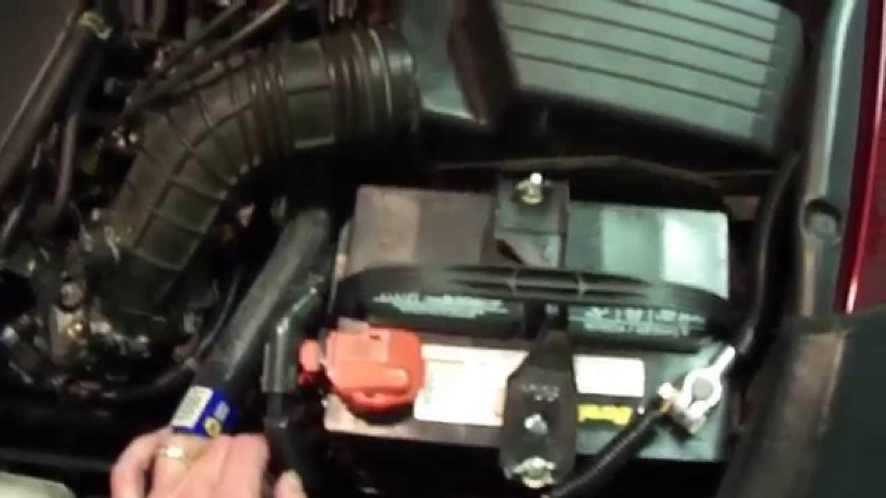 2003 Honda Element No Start