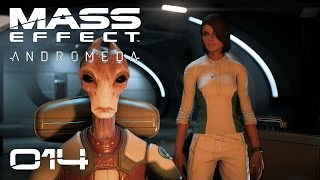 MASS EFFECT ANDROMEDA [014] [Neue Waffe craften] Sonderfolge Deutsch German thumbnail