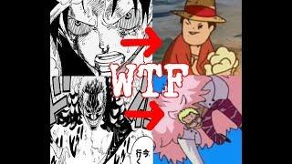 El GRAN problema del anime One Piece - Comparación Manga