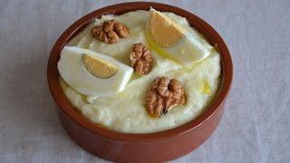 Треска с картофелем, Атаскабуррас