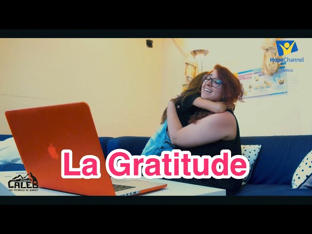 La gratitude - Au nom de l'amour