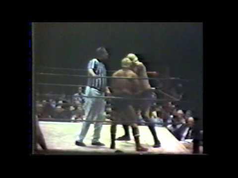 Dick The Bruiser vs Big John Studd   WWA   All Star Championship Wrestling