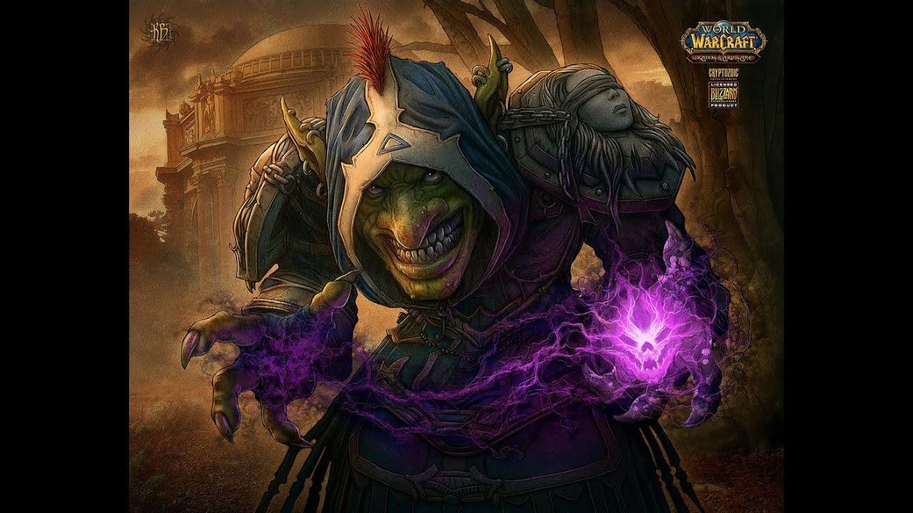 "Shadow Priest / Sacerdote Sombra BGS PvP 6.2.4 ""Adios WOD"