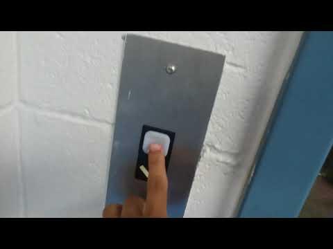 Dover Hydraulic Elevator at Fall Hamilton Elementary School Nashville TN
