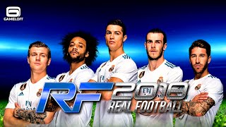 Real Football 2018 Mod 2012 Android Offline 600 MB Best Graphics