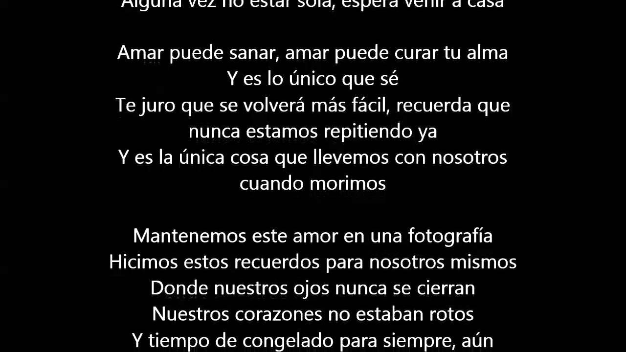 Lyrics de bella