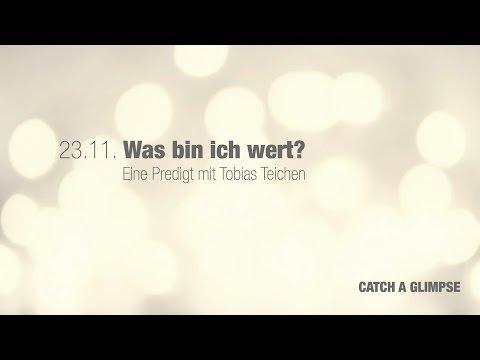 Was bin ich wert? (ICF München Videopodcast)
