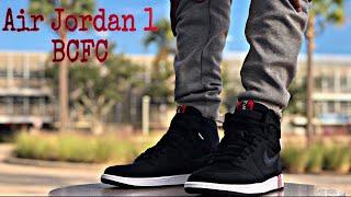 Why I like these Air Jordan 1 BCFC!!!!