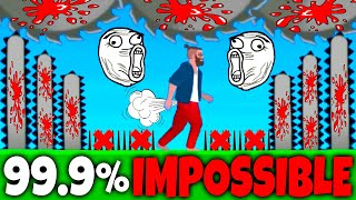 SHORT RIDE - 99.9% IMPOSSIBLE #8 - EXTREME LEVEL - SHORT LIFE (HD)
