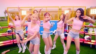 王牌女神AOA - 怦然心動 Heart Attack 中文版 (華納official HD 高畫質官方版)