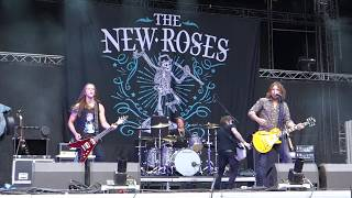 The New Roses - Dancing on a Razorblade, Masters of Rock 2018