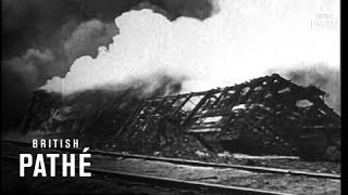 Wrecked Train  (1914-1918)