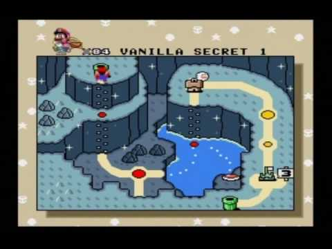 Super mario world world 3 secret route 12 youtube super mario world world 3 secret route 12 gumiabroncs Image collections