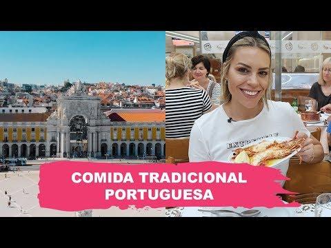 COMIDA PORTUGUESA  Go Deb em Lisboa  Go Deb