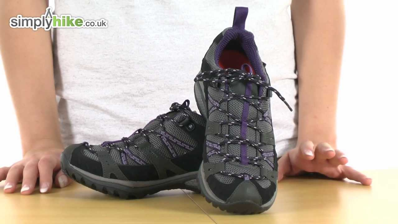 Ladies Merrell Gore Tex Shoes