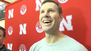 HOL HD: Fred Hoiberg Previews Wisconsin