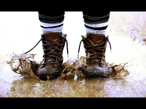 Мокрая обувь? как правильно сушить промокшие ботинки полезный совет