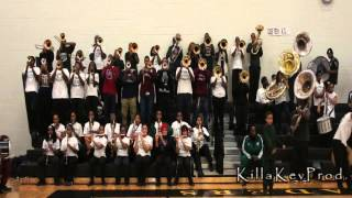 Cass Tech High School Alumni Band - Who Do I Turn To - 2012