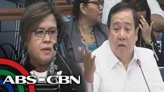 ANC Live: Gordon to De Lima: You cannot control this committee