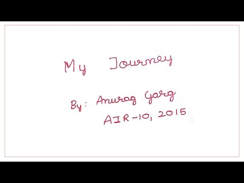 SSC CGL Preparation: Mistakes to be avoided by Anurag Garg AIR 10 CGL 2015