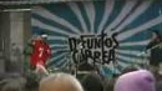 Rebelyon - Bombo Klat!! (Dancehall Chile)
