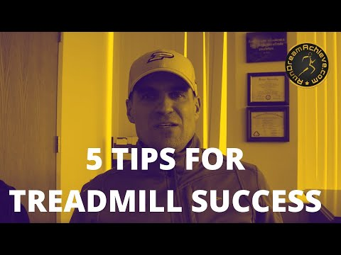 Treadmill Running Tips (2020): 5 Ways To Use Running On A Treadmill To Getter Better Results