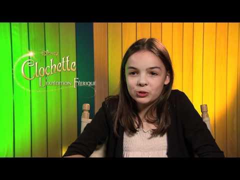 Clochette et l'Expédition Féerique - Making-of doublage [VF|HD]