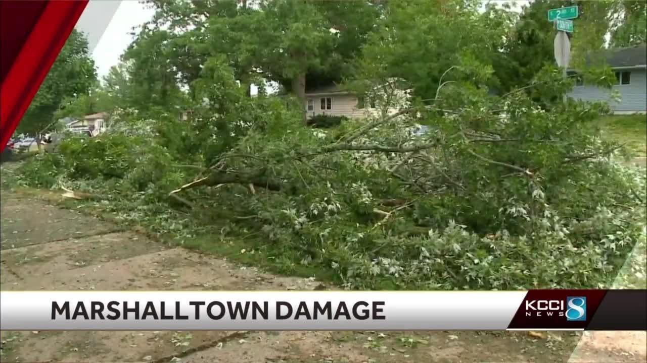 What we know about derecho storm damage in Iowa City