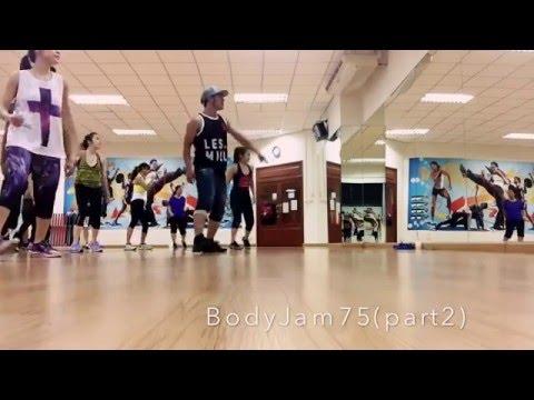 BodyJam75Thailand(Part2)@Club Asia Fitness Phuket