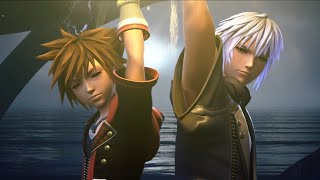 Download Video Riku and Sora Save Aqua From The Darkness - Kingdom Hearts 3 MP3 3GP MP4