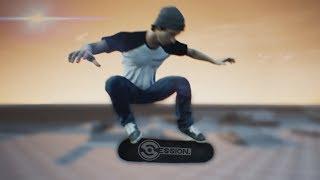 Session: STEEZY SKATE TRICKS (Free Flip Mode)
