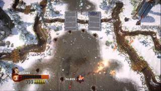 PolskiLive.pl - Gatling Gears Gameplay - Xbox Live Arcade Game