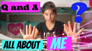 Video Q and A (all about me)! download MP3, 3GP, MP4, WEBM, AVI, FLV April 2018