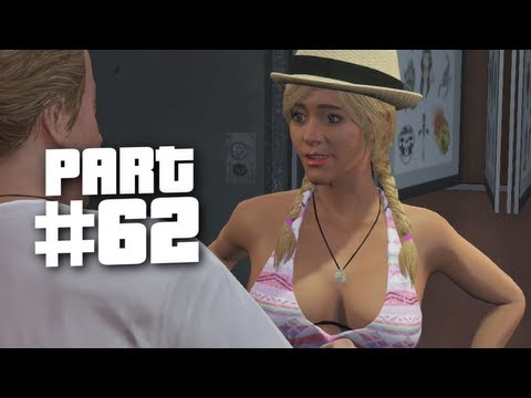 Grand Theft Auto 5 Gameplay Walkthrough Part 62 - Cleaning out the Bureau (GTA 5)