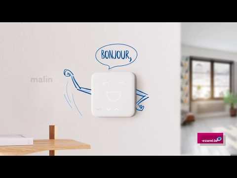 Économisez de l'énergie avec tado°, le thermostat malin.
