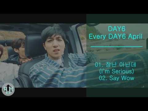 DOWNLOAD DAY6 – Every DAY6 April  (MP3 + iTunes Plus AAC M4A)